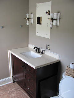 small bathroom redesign makeover