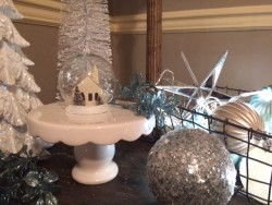 Cottage White Christmas